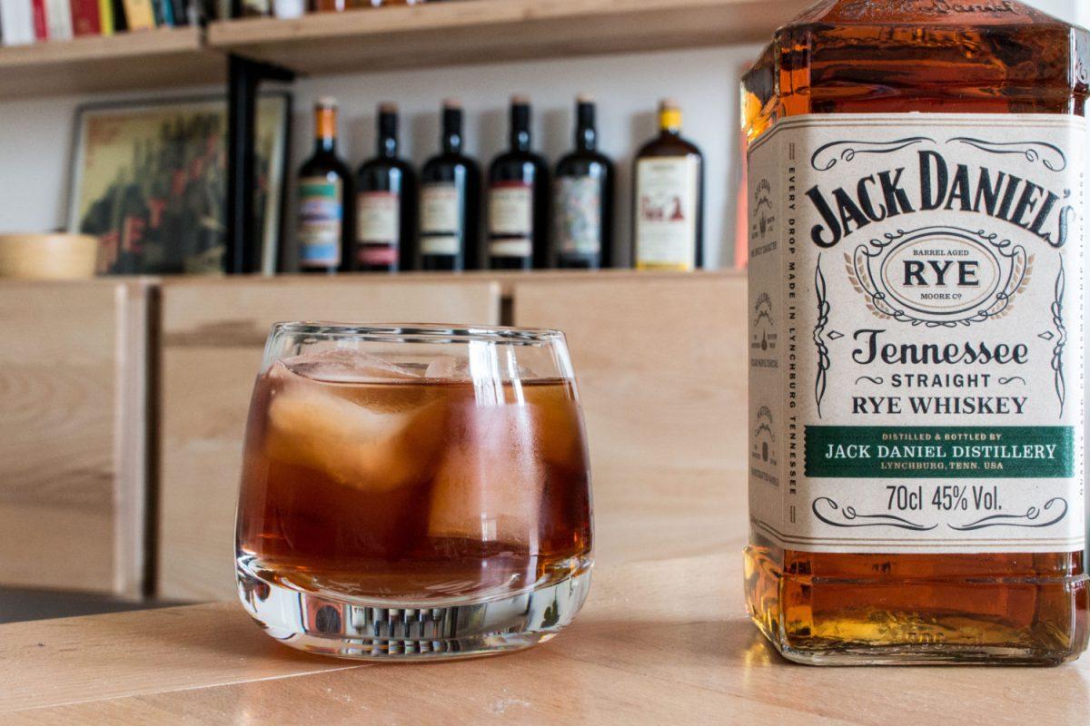 Jack Daniel's Rye, taillé pour le cocktail !