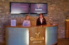 Glenfiddich Distillery visitor centre
