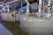 Hot water tanks, Glenfiddich Distillery