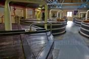 Wooden washbacks, Glenfiddich Distillery