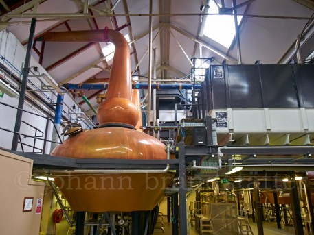 Stillhouse, Strathisla Distillery