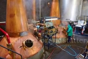 Stillhouse, Tullibardine Distillery