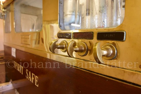 Spirit safe, Dallas Dhu Distillery