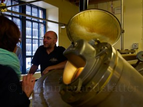 Mashman at Glen Moray Distillery