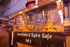 Spirit safe, Ben Nevis Distillery