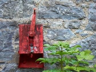 Fire siren, Parkmore Distillery