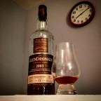 GlenDronach 2003 Single Cask Single Malt.