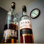 Smokehead Extra Rare & The Ileach Cask Strength