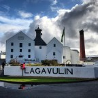 200th Review: Lagavulin 12 Year Old (Cask Strength)