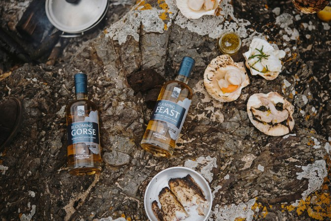 Wemyss Malts Family Collection Blooming Gorse & Flaming Feast 1