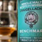 Murray McDavid 'Benchmark' Craigellachie 8 Year Old