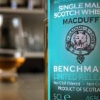 Murray McDavid 'Benchmark' MacDuff 10 Year Old