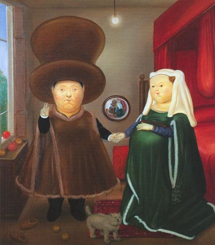 Van Eyck e Botero (2/2)