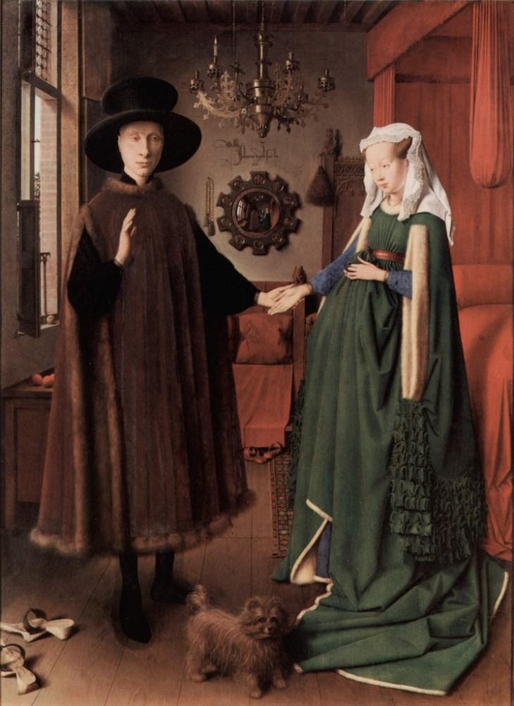 Van Eyck e Botero (1/2)