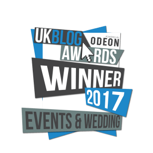 UK Blog Awards 2017 Winner Logo