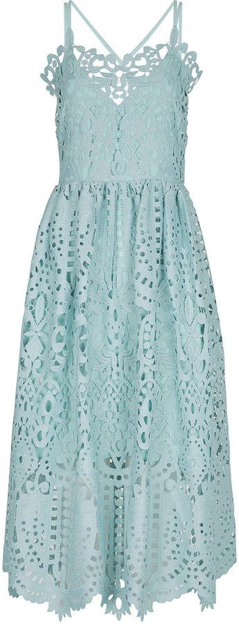 Perserverance London Mint Cami Dress