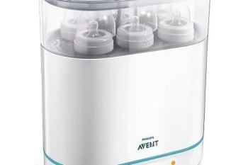 #BabyShower Event: Win a 3-in-1 Avent Sterilizer! [CAN]