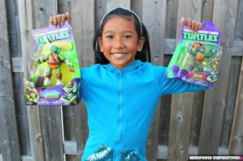 Get Ready, Teenage Mutant Ninja Turtles are Back! #HolidayGiftGuide