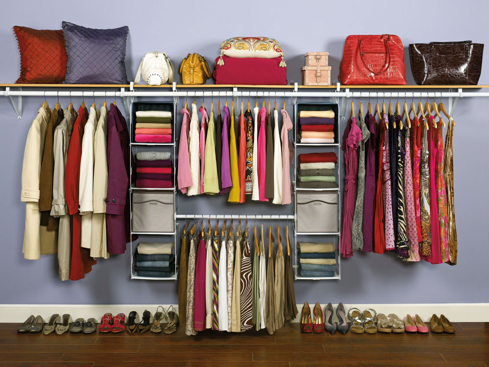 Make Your Closet Better The Rubbermaid Max Add On Closet