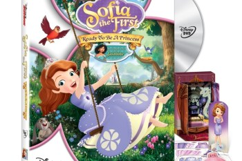 Sofia the First: Ready to Be a Princess DVD Review! #Disney