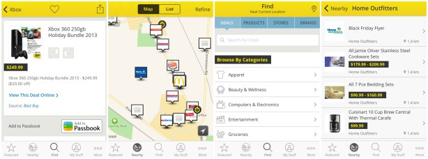 Shopwise-Screenshots