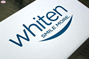 Whiten Professional Teeth Whitening at Home System: Smile More with A Brighter Smile! Win Your Own Kit, ARV of $149.99! #beauty