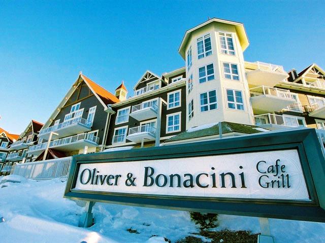 Dining At Blue Mountain Resort