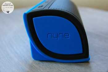 NYNE Mini Bluetooth Speaker: The Everywhere Accessory for Teens, Tweens and Everyone On the Move! #tech