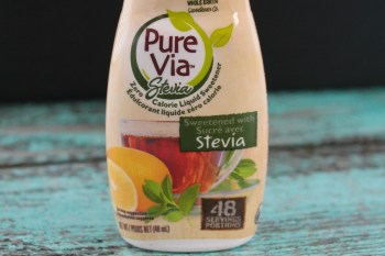 NEW Pure Via Stevia Liquid Sweetener: Enjoy Delicious Beverages Like This Strawberry Limeade & Enter to WIN a $150 Prize Pack! #PureVia