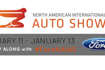 I'm Headed to the 2015 NAIAS Digital Summit with Ford in #Detroit! Please Join Me! #FordNAIAS