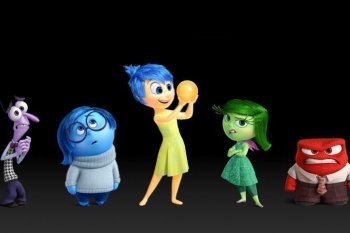 Disney Pixar's Inside Out: A Heartwarming Story, Told from the Inside Out. Now Available on Blu-Ray and DVD!