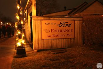Why Greenfield Village Holiday Nights Should Be a Part of Your Holiday Traditions! #GVHolidayNights