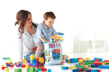 Forget Screen Time and Keep Playtime FUN with MEGA BLOKS + Giveaway!