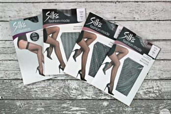 Silks Hosiery Holiday Collection: Get Your Legs Party Ready + Giveaway!