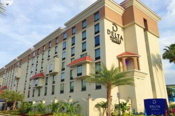 Delta by Marriott Is Expanding Globally—Opens First US Property with Delta Lake Buena Vista in Orlando. #DHGoesGlobal