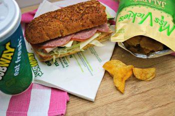Celebrate National Sandwich Day w/ SUBWAY & Get a FREE Sandwich + Giveaway! #NationalSandwichDay