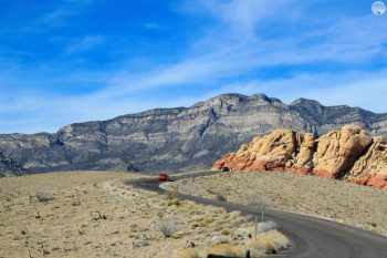 Visit the Beautiful Red Rock Canyon During a Trip to Las Vegas. #travel