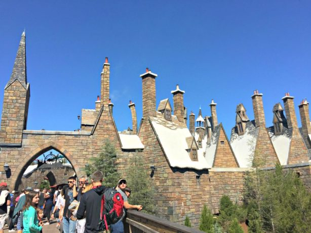 The Wizarding World of Harry Potter at Universal Studios! #UniversalMoments