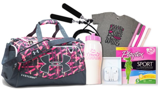 Win NEW Gear for Your Daughter & Her Sports Team with the #PlayOnWinGear Contest!