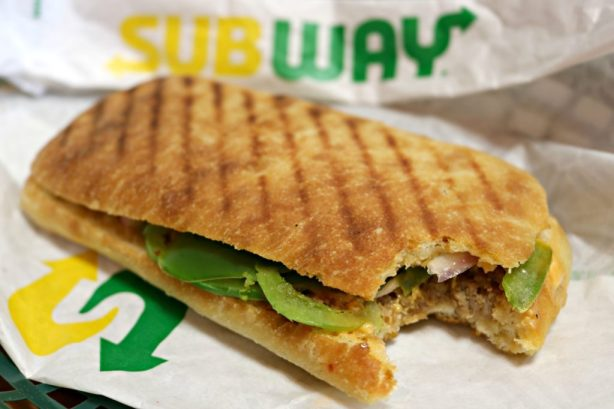 Subway® Canada Has Launched Paninis & They're Here to Stay + the Panini Express is Headed Your Way! #PaniniExpress