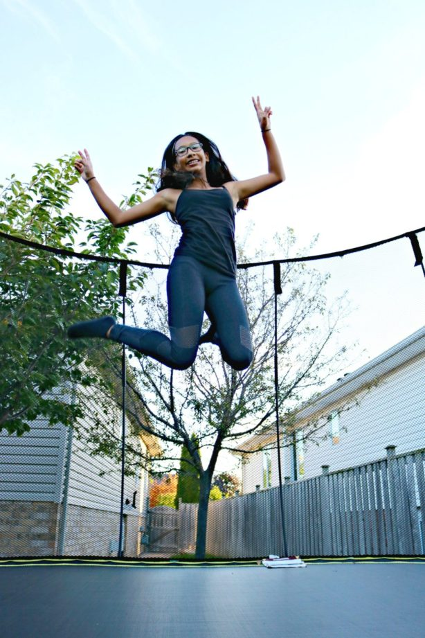 9 Surprising Trampoline Health Benefits You Won't Believe!