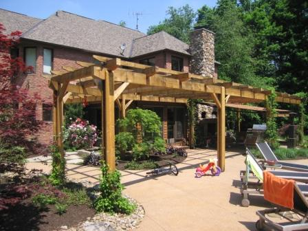 The Art of Pergola Design (2) (1/2)