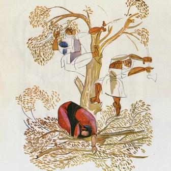 الشجرة القتيلة، جواد سليم