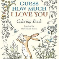 Guess How Much I Love You Colouring Book by Sam McBratney – Book Review