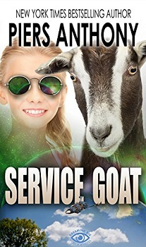 service Goat by Pers anthony