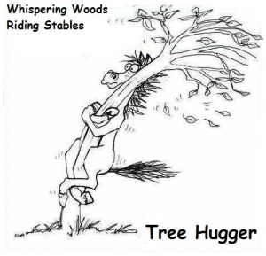 WW tree hugger