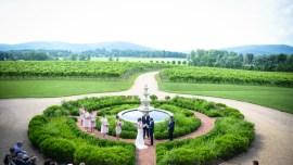 keswick vineyards virginia wine wedding