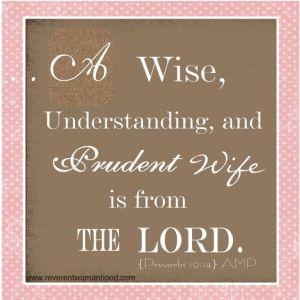 understanding wife