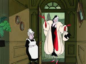 cruella deville and nanny