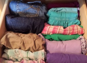 konmari children shorts